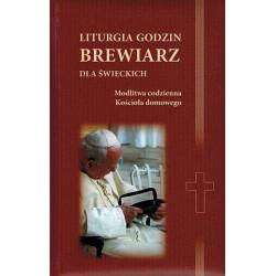 Brewiarz dla świeckich liturgia godzin