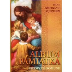 """Pamiątka I Komunii Świętej - """"Moje Spotkanie z Jezusem"""""""