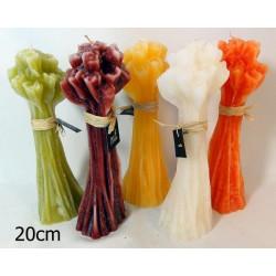 Świece zapachowe - bukiet róż różne rodzaje