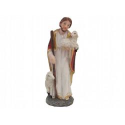 Figurka Jezus dobry pasterz