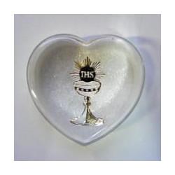 Pudełko serce na różaniec