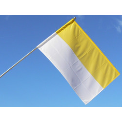 Flaga Papieska 70/115cm