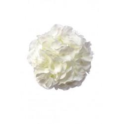 Kula Hortensja 12cm - Biała
