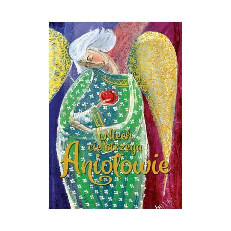 Książeczka Niech Cię Strzegą Aniołowie