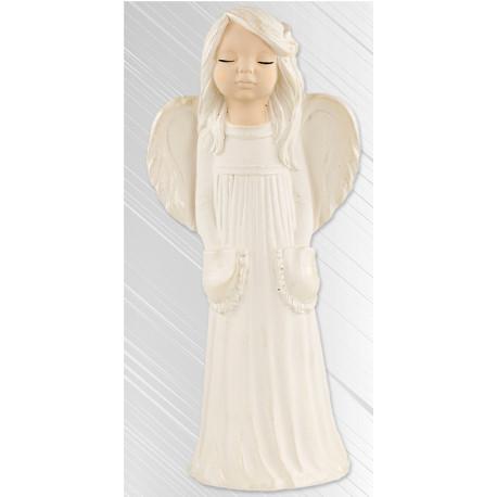 Anioł Małgosia Kieszonki 27cm
