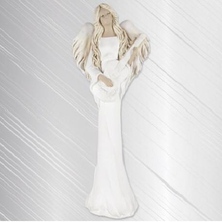 Anioł Mira z Gitarą 39cm